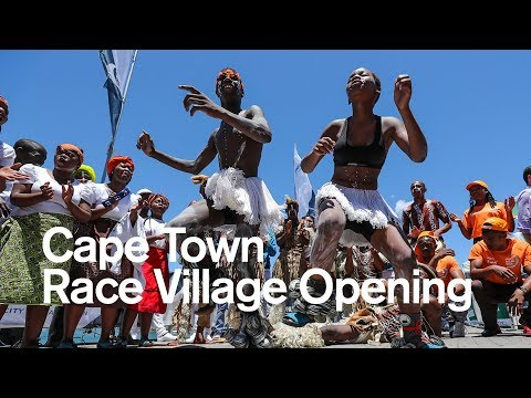 Cape Town is OPEN! | Volvo Ocean Race