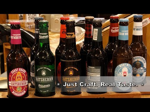 RATSHERRN - Craft Beer Store in Hamburg