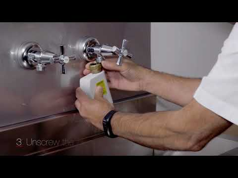 Miele How-To: Cleaning The Dishwasher Inlet Filter