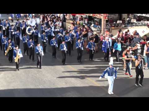 Academy for Academic Excellence - The Liberty Bell - 2014 L.A. County Fair Marching Band Competition