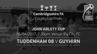 Tuddenham 08 v Guyhirn - John Ablett Cup Final