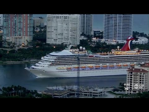 Florida governor searches for 'way forward' for 'crippled' cruise industry