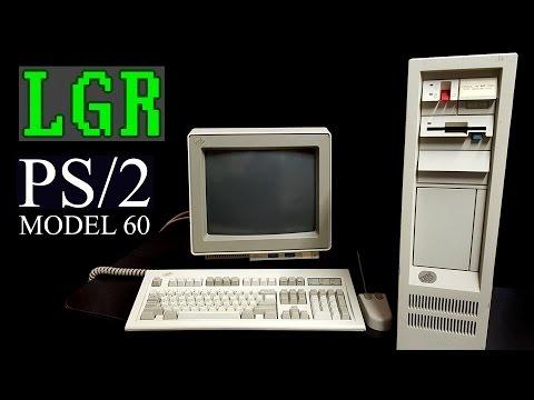 LGR - IBM PS/2 Model 60 Lives Again!