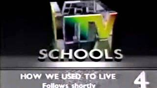 ITV Schools on 4 - How We Used To Live caption error