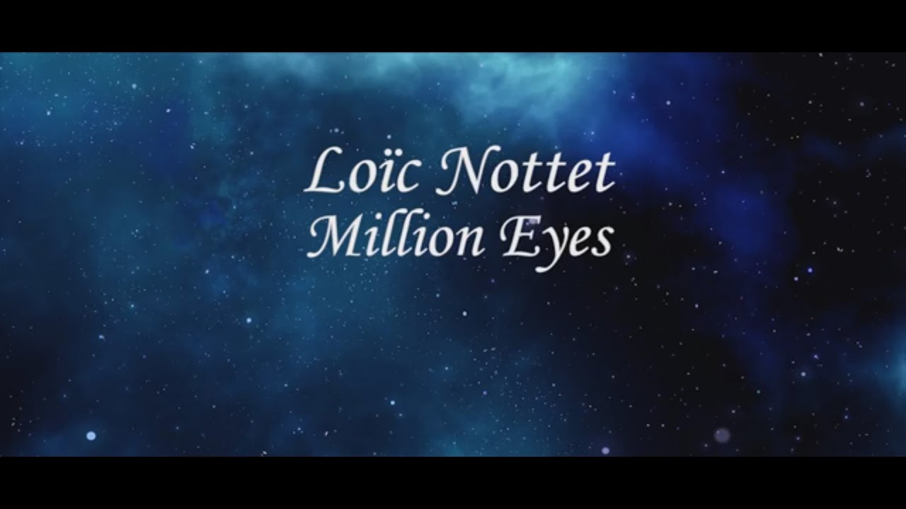 loic nottet million eyes mp3