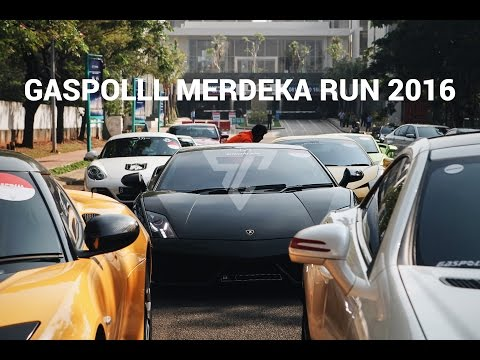 Speed Creed: Gaspolll Merdeka Run 2016