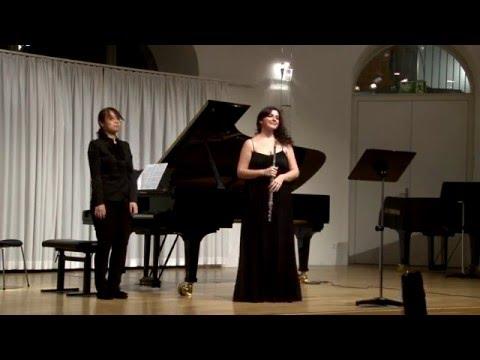 Franz Xaver Mozart: Rondo e-Moll (Clara Giner Franco)