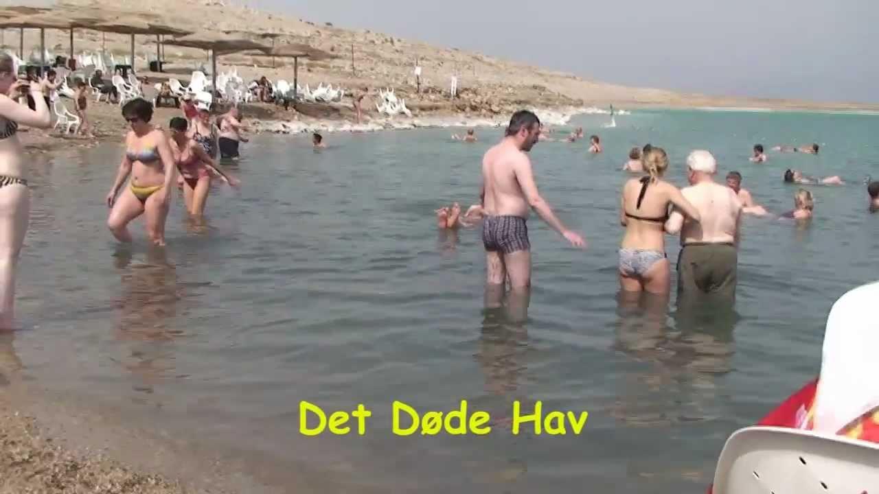 Israel 4 Det Dode Hav Youtube