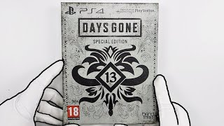 Days Gone SPECIAL EDITION Unboxing