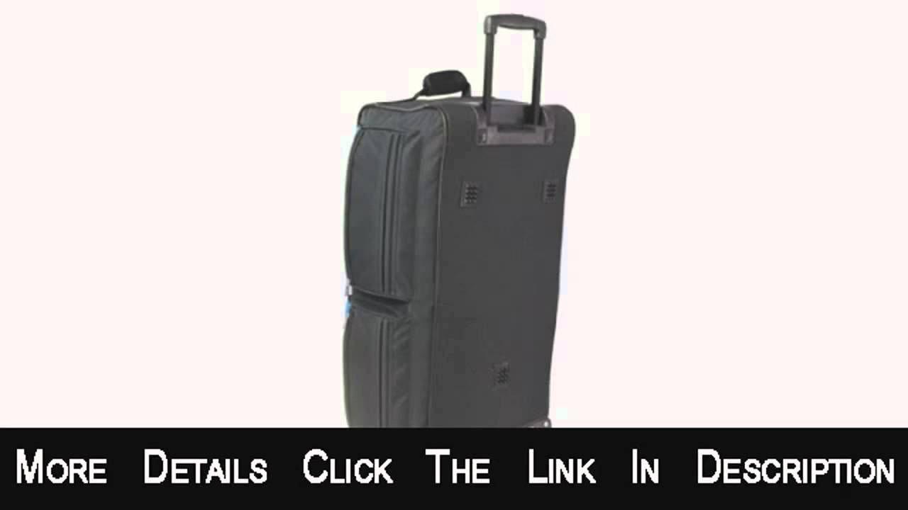 22fd2170d7 Jeep Official Large Wheeled Bag - 5 Years Warranty! (34 Inch