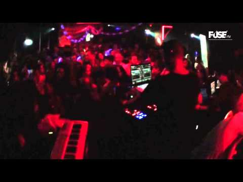 The Slum Vagabunds - Live @ Fuse Funfarra Eletrônica 2013/14