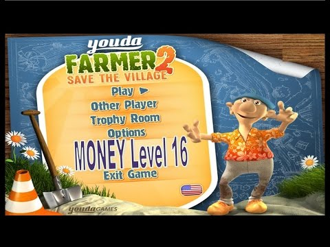 Youda Farmer 2: Save The Village Gold Playthrough/Trophy Guide – Level 16 [Part 6]