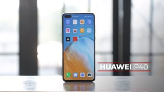 Обзор смартфона Huawei P40