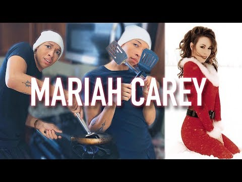 Mariah Carey - Merry Christmas  REACTION & REVIEW + BREAKFAST