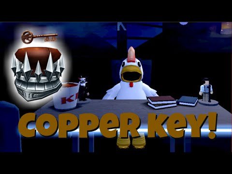 HOW TO GET THE COPPER KEY | Roblox Jailbreak Tutorial | Ready Player One