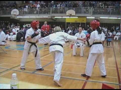 Myriam Mansour 2010, 28eme Championnat du Karaté Kyokushin de l'Est du Canada, Myriam Mansour