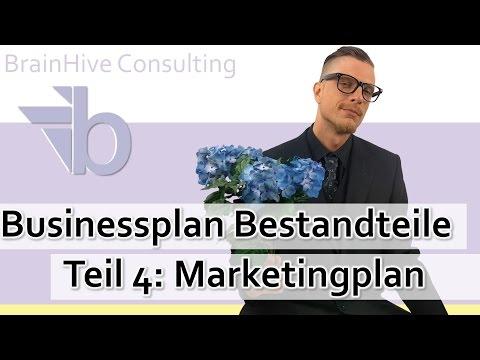 4. Businessplan Bestandteile - Marketingplan - Markteintrittsstrategie
