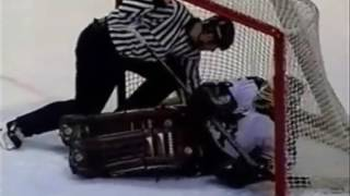 Sergei Fedorov uses lively boards and scores luckiest goal ever (1998)