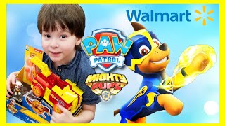 New Paw Patrol Mighty Pups Walmart First Impression Toys 2018 Prices