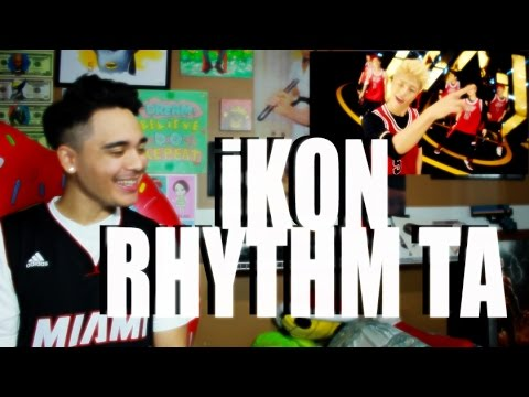 iKON - RHYTHM TA MV Reaction [YES!]
