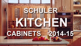 Schuler Kitchen Cabinet Catalog 2014-15 At Lowes