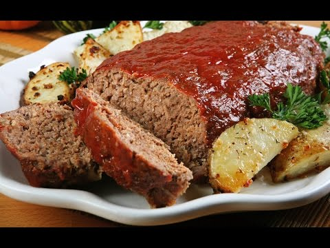 Mom's Meatloaf - Angela