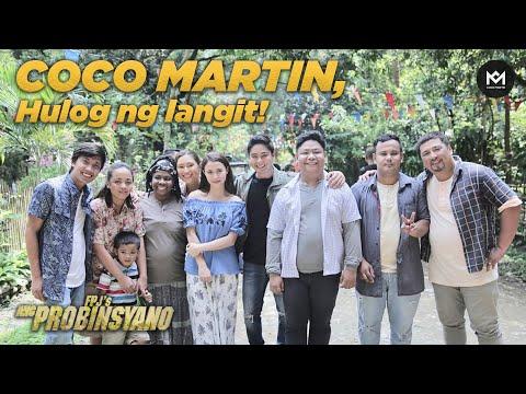 Coco Martin, Hulog ng langit sa ilang mga artista.