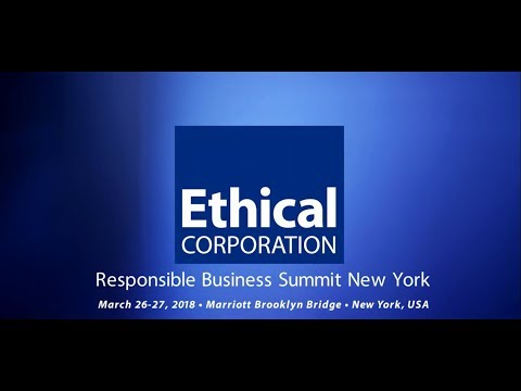 The Responsible Business Summit New York 2018