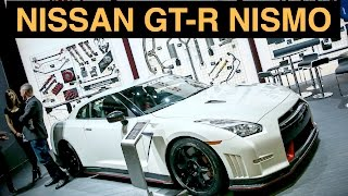 Nissan GT-R NISMO - N Attack Package - Dominate The Nürburgring