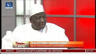 Local Govt Elections In Nigeria A Mockery Of Democracy - Yabagi Sani