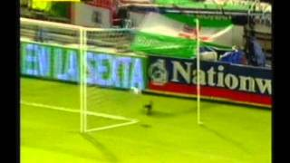 2006 (September 6) Northern Ireland 3-Spain 2 (EC Qualifier).avi