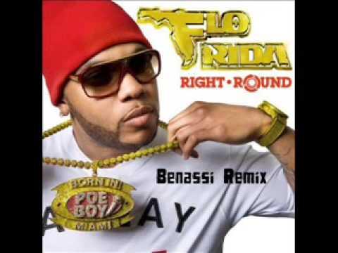 Right Round Benassi Remix