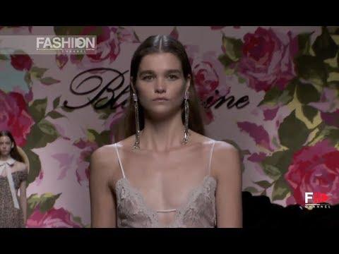 BLUMARINE Spring Summer 2020 Milan - Fashion Channel
