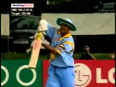 Sadagopan Ramesh Hit SIX(First and last Six in his International Career