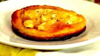 How To Make Apple Honey & Goat Cheese Tartlets - Mini Baker Episode 7