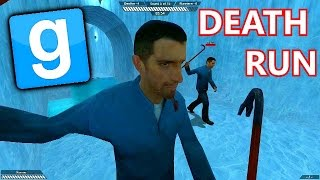 ICE WORLD! - GMOD DEATH RUN