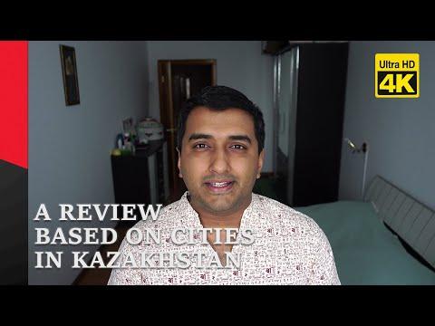 Average Salary of Kazakhstan - A Review