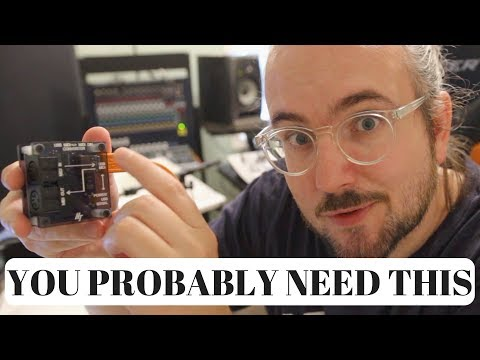 You Probably Need This For Your Synth Setup 🔥Studio Gear Under 50$🔥