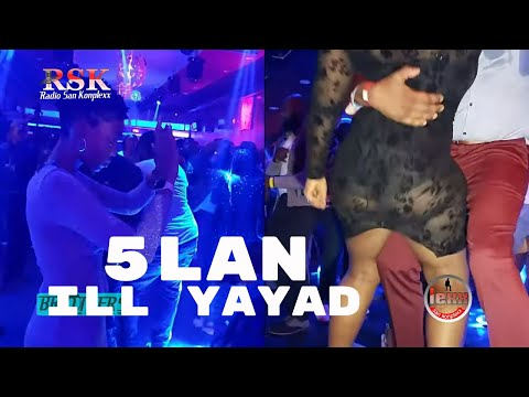 ILL YAYAD - 5LAN VS FASOL LIVE @ RED WINE IN PHILLY. LEXX (09 20 2019)