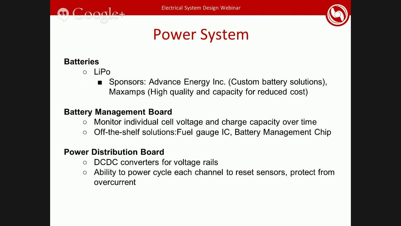 Electrical System Design Youtube