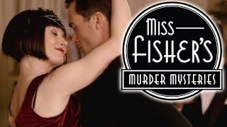 The Sexual Prowess of Phryne Fisher - Miss Fisher's Murder Mysteries Review