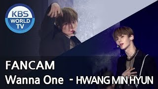 [FOCUSED] Wanna One's HWANG MIN HYUN - Light [Music Bank / 2018.06.08]