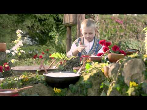 Quảng cáo sữa chua Vinamilk 2015 - Bí quyết sống khỏe từ thiên nhiên