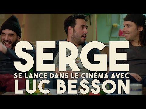 Serge Le Mytho #20 - Serge se lance dans le cinéma avec Luc Besson