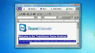 Управление удаленным компьютером с Team Viewer 5.0 (4/5)