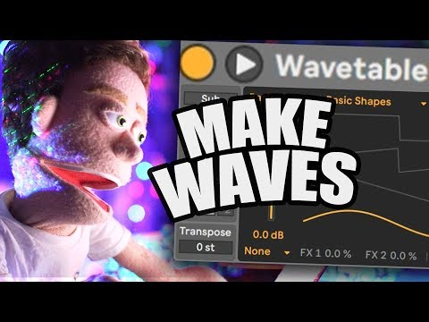 Ableton Wavetable Tutorial (Disrespectful Sound Design) thumbnail