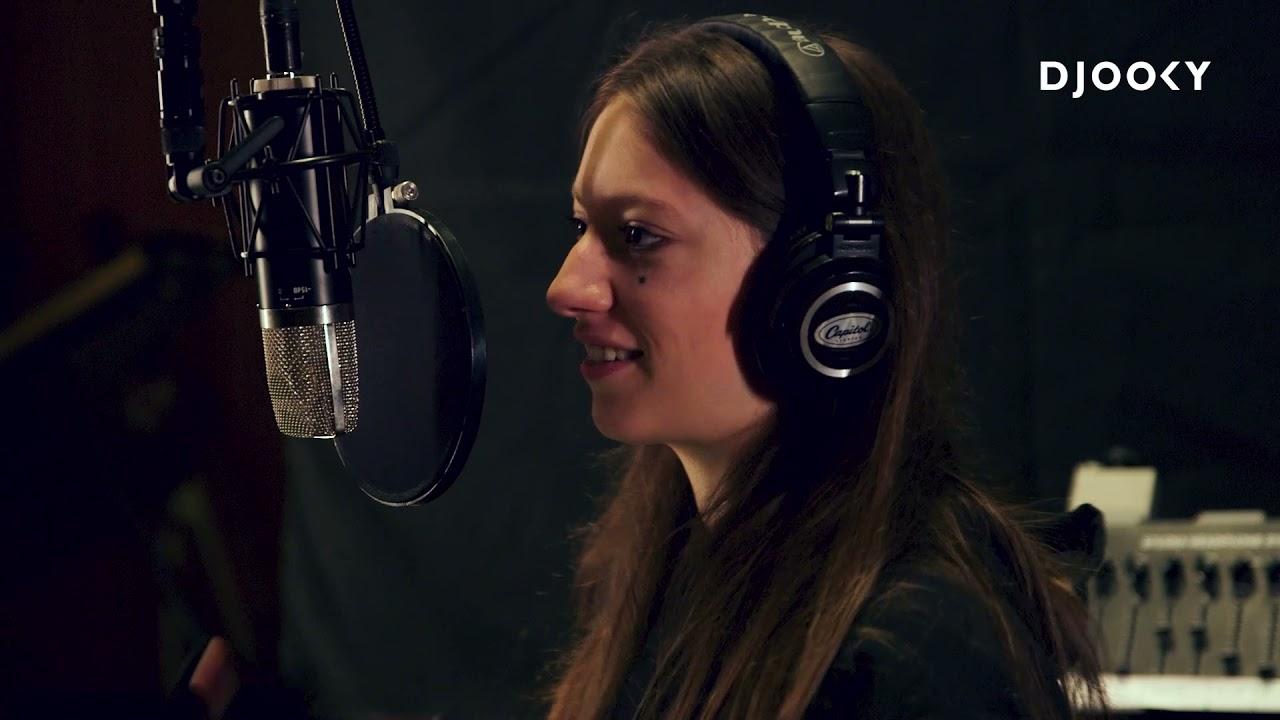 Gina Brooklyn, DMA Summer Winner at LA Capitol Records