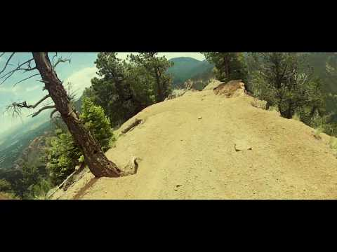 HOW TO Mountain Bike Captain Jacks best trail in Colorado Springs