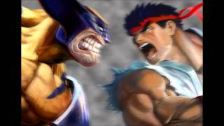 "X-Men vs Street Fighter ""Ryu"