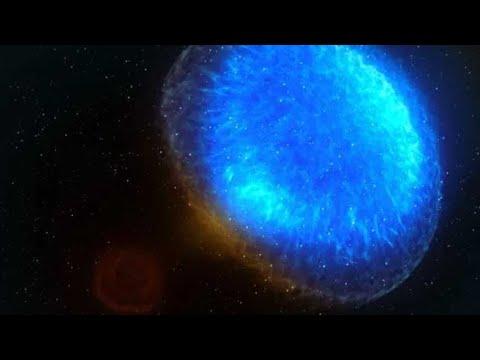 Un choque de neutrones de una estrella desde hace 3 años sigue emitiendo rayos X. ¿Pero por qué?